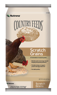 Nutrena Country Feeds Scratch Grains image