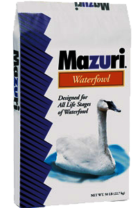 Mazuri Waterfowl Starter image