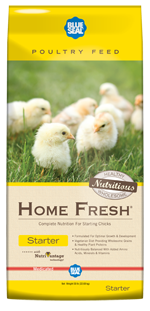 BlueSeal Home Fresh Multiflock Chick 'n' Game Starter Grower image