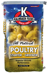 Kalmbach 20% All Natural Flock Starter Grower Pellet image