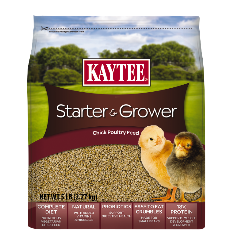 Kaytee Chicken Starter Grower Crumble image