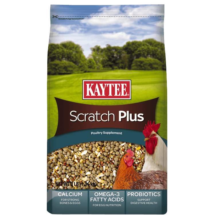 Kaytee Scratch Plus for Chickens image