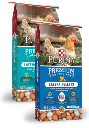 Purina® Layena Plus Omega-3 image