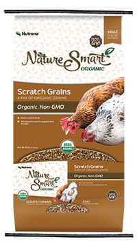 Nutrena Nature Smart Scratch Grains image