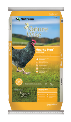 Nutrena NatureWise Hearty Hen Layer 18% Pellet  image