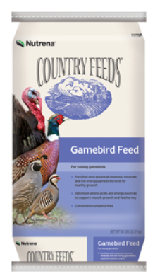 Nutrena Country Feeds Gamebird image