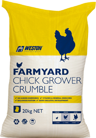 Farmyard Chick Grower Crumble image