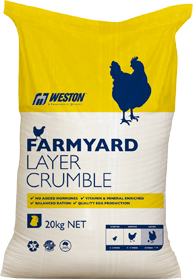 Farmyard Layer Crumble image