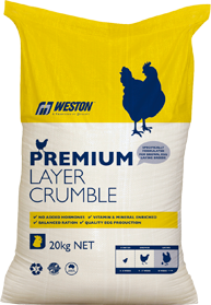 Farmyard Premium Layer Crumble image