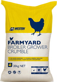 Farmyard Broiler Grower Crumble image