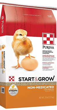 Purina® Start & Grow Non Medicated image
