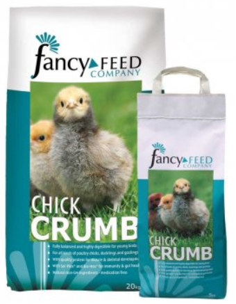 Fancy Feed Chick Crumb image