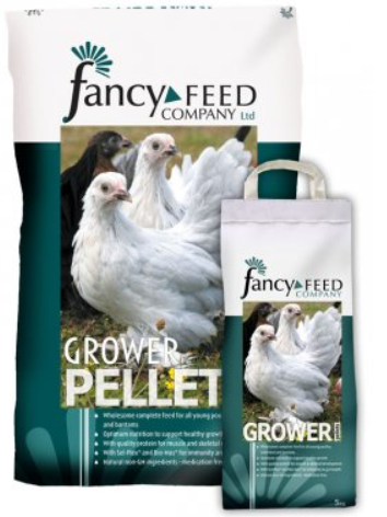 Fancy Feed Grower's Pellets image