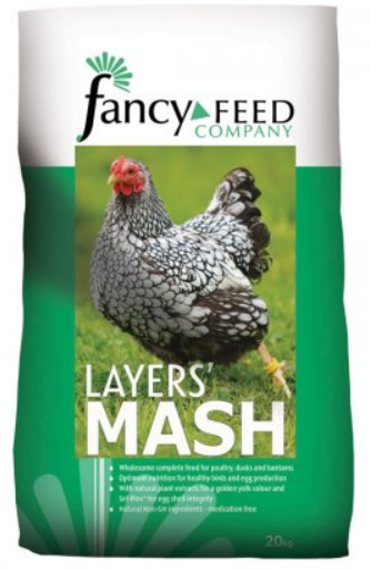 Fancy Feed Layer's Mash image