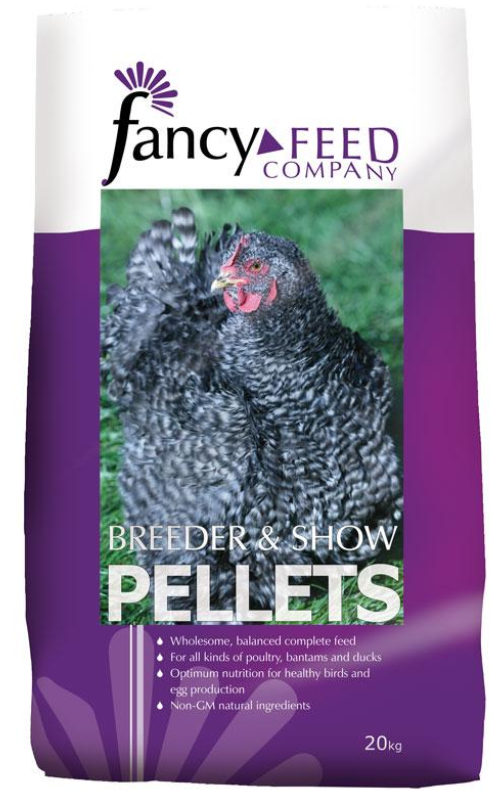 Fancy Feed Breeder & Show Pellets image