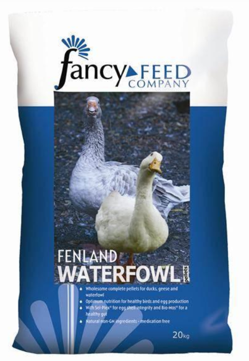 Fancy Feed Fenland Waterfowl Pellets image