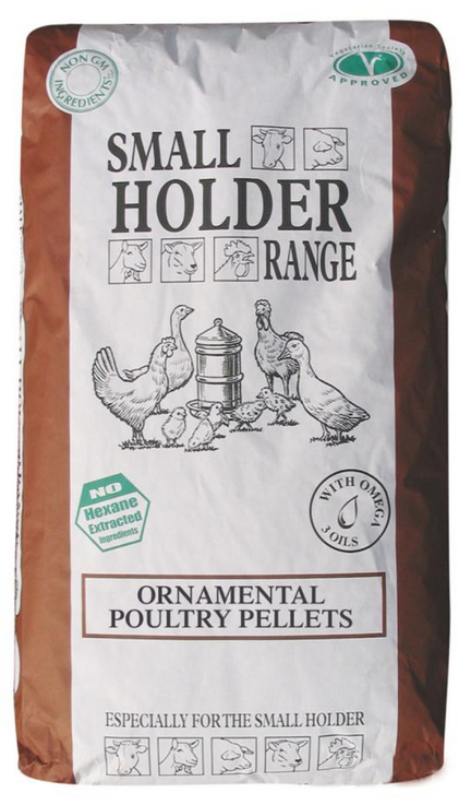 Ornamental Poultry Pellets image