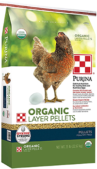 Purina Organic Layer Pellets image