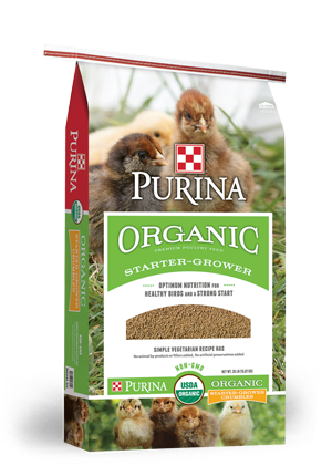 Purina® Organic Starter-Grower image