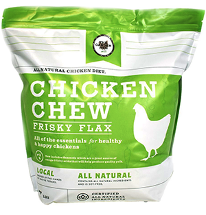 Chicken Chew Frisky Flax Chicken Chew image