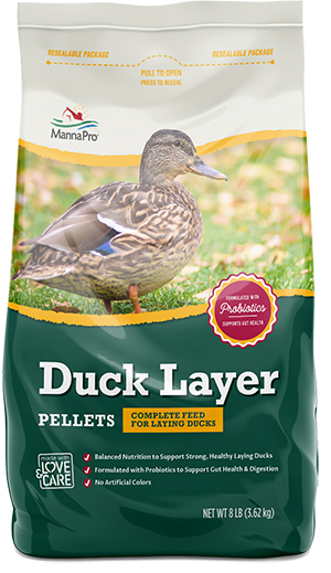 Duck Layer Pellets image