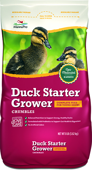 Duck Starter Grower image